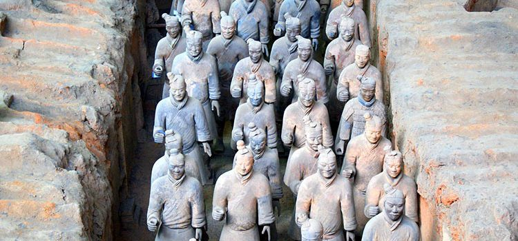 Terracotta Army of China