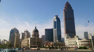 Город Тяньцзинь (Tianjin), Китай