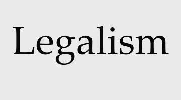 Легизм