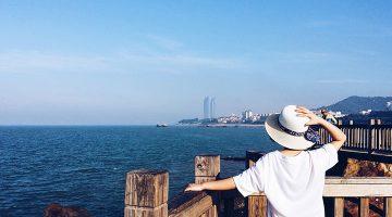 Какое море в Китае