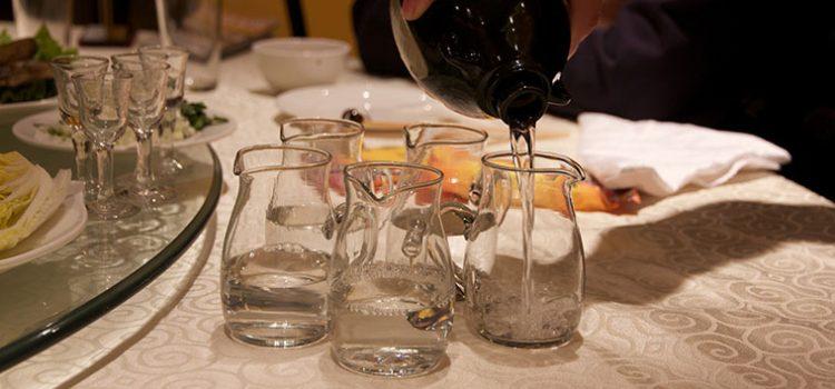 Китайская водка Байцзю