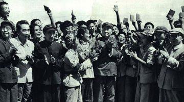 Кто такие хунвейбины в Китае