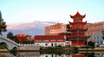 Город Хуньчунь