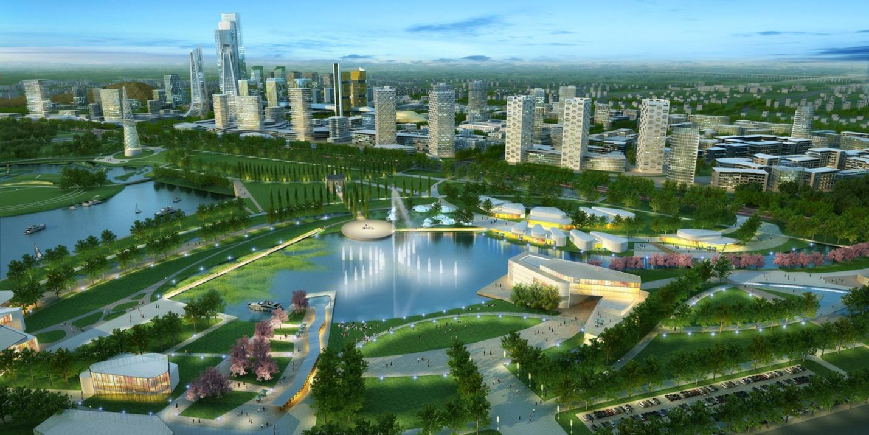 Самый большой в мире эко-город
