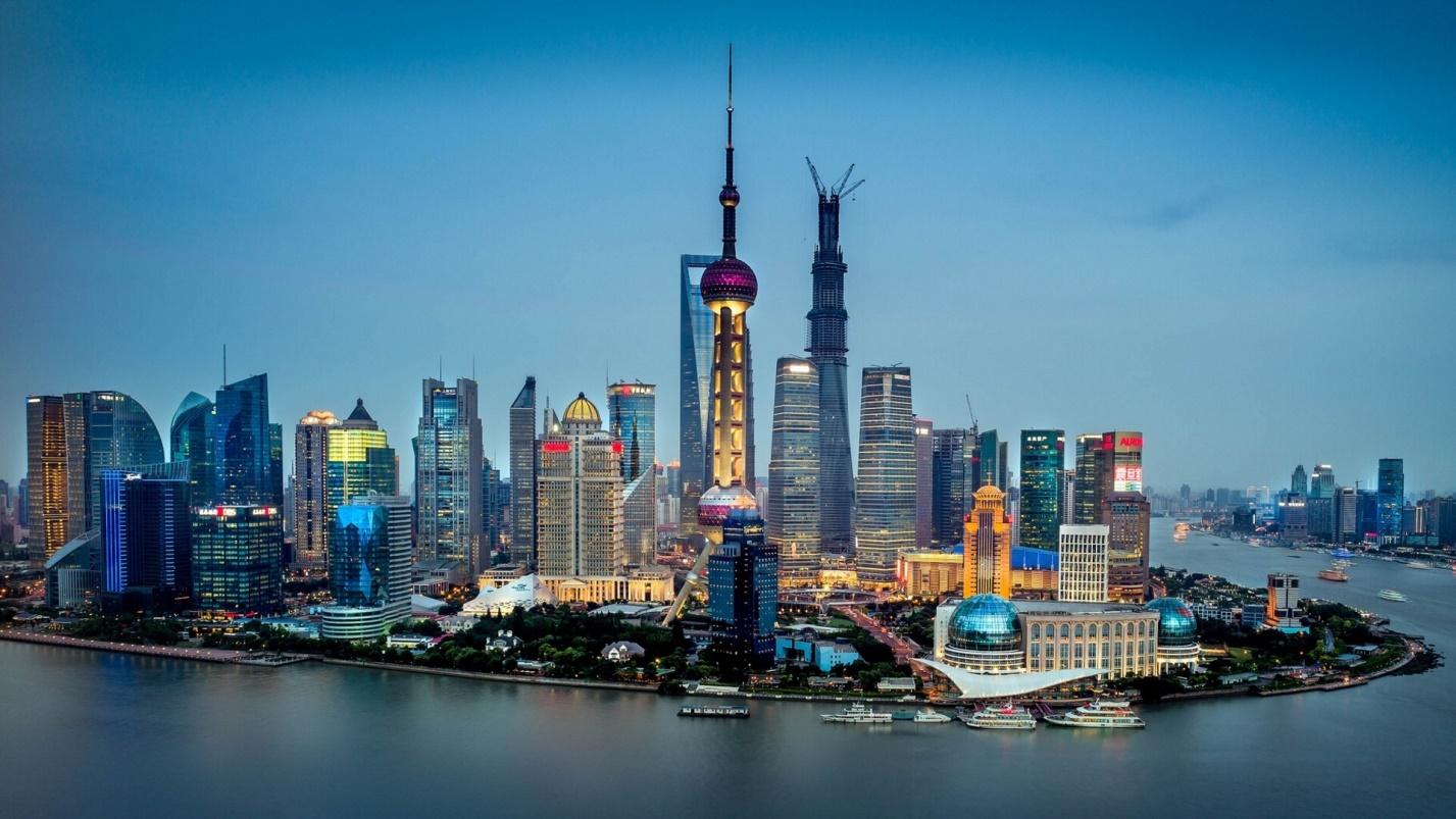 Телебашня в Пекине