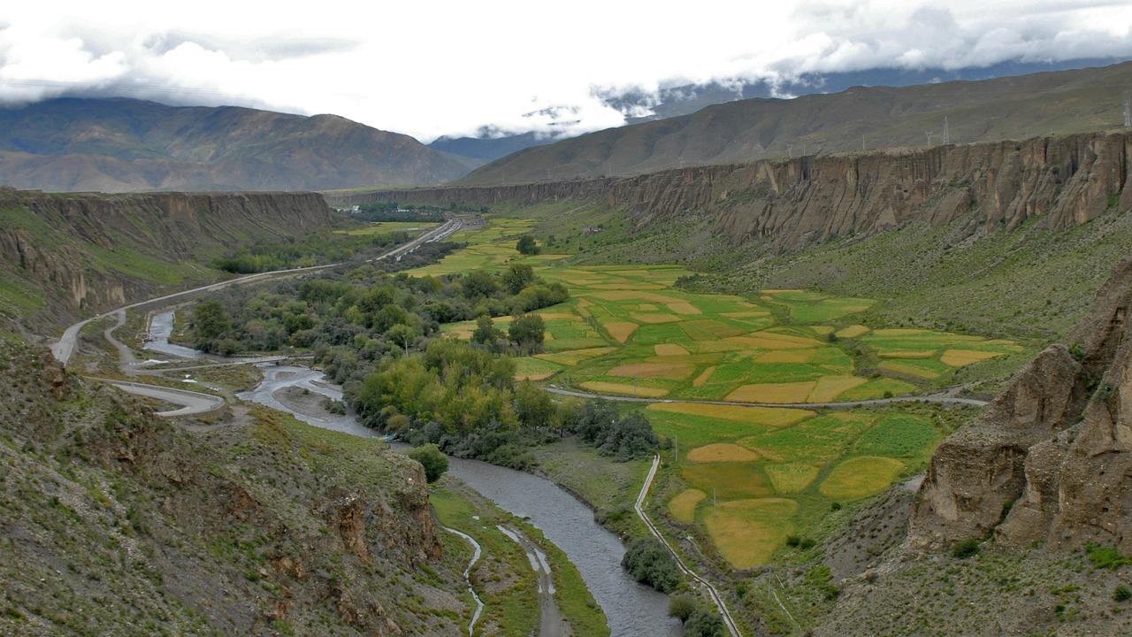 природные ресурсы тибет