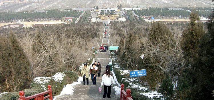 Погода в Китае в январе
